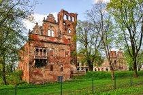 Zamek w Tworkowie