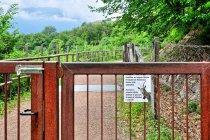 Zamykane miejsca hodowli kóz