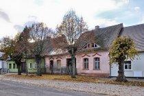 Zaniedbane domy w Słońsku