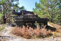 Zapasowy punkt kierowania ogniem 3. Baterii Artylerii Stałej