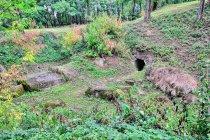 Zasypane obiekty fortu