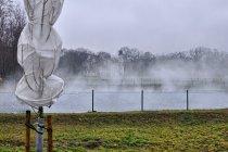 Zbiornik gorącej wody w Poddębicach