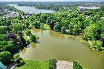 Zielone przestrzenie Hanoweru