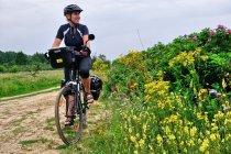 Zielony Szlak rowerowy za Smardzewicami