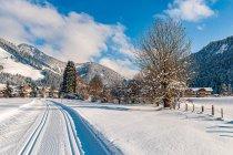 Zima w austriackim Tyrolu