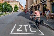 ZTL - strefa ograniczonego ruchu w Modenie