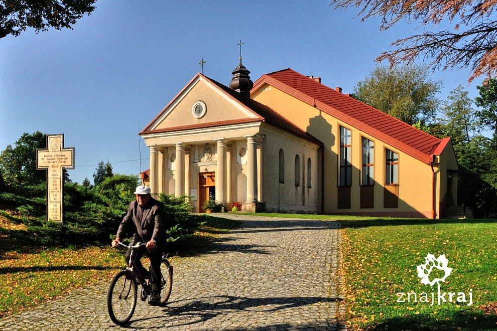 Cerkiew-kościół w Horyńcu-Zdroju