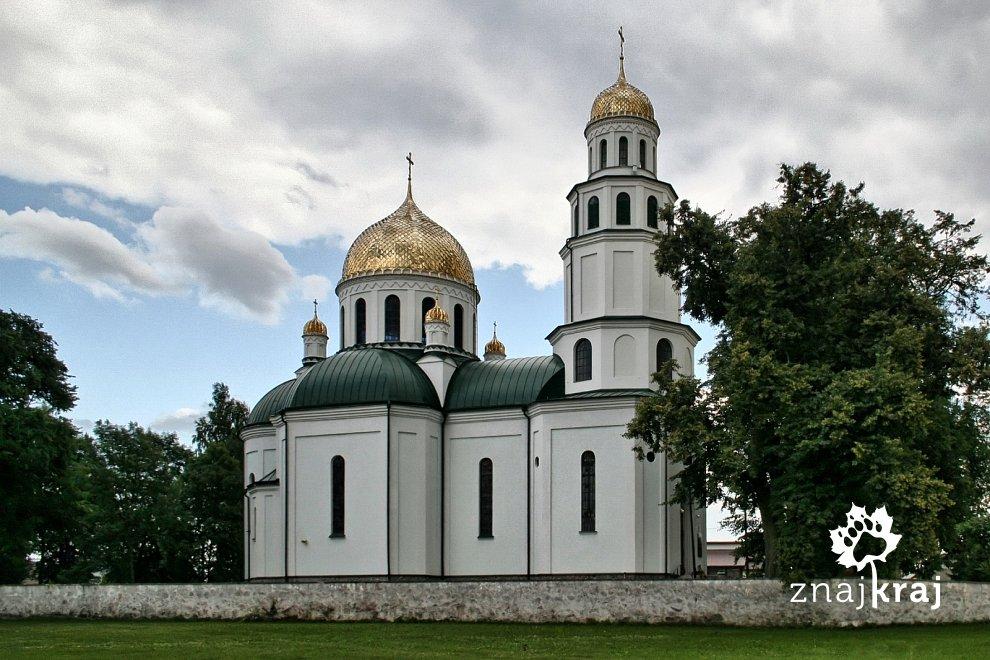 Cerkiew narodzenia Najświętszej Maryi Panny w Gródku
