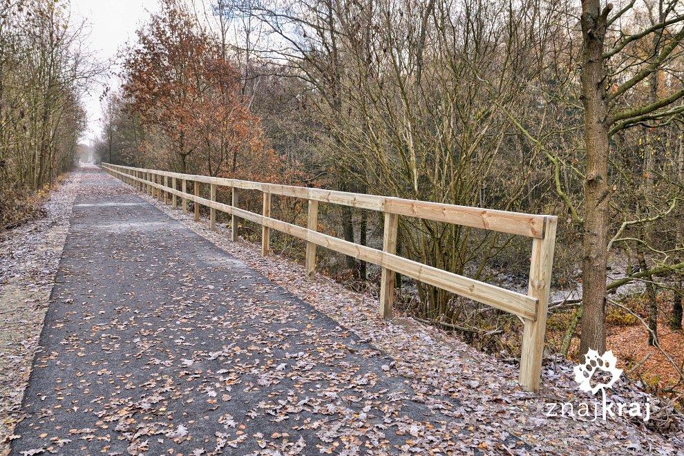 drewniana-bariera-wzdluz-drogi-rowerowej