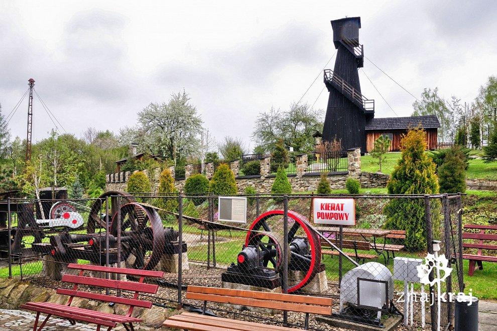Gorlice - Skansen Przemysłu Naftowego