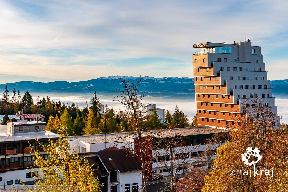 Hotel Panorama w Szczyrbskim Plesie