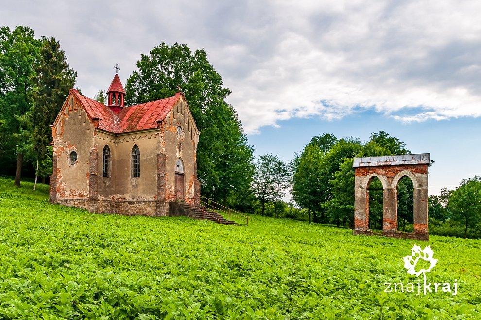 Kościół-kaplica w Wołodzi