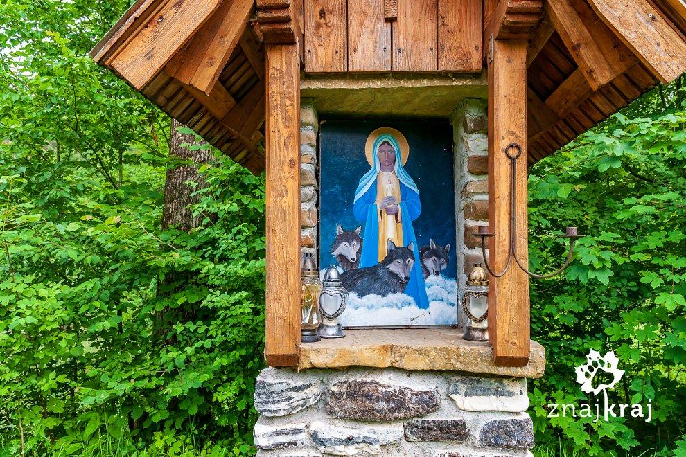 Matka Boska Gromniczna koło Ulucza