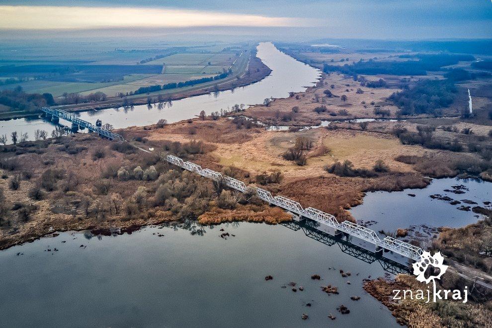 most-w-siekierkach-nad-odra-pomorze-zach