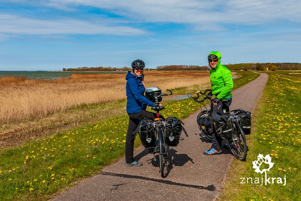 Na rowerach nad Morzem Bałtyckim
