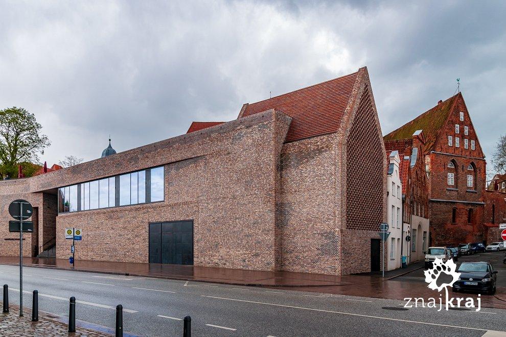 Gmach Europejskiego Muzeum Hanzy