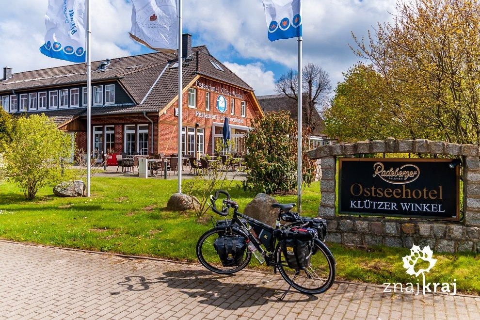 Ostseehotel - jeden z obiektów sieci Bett+Bike
