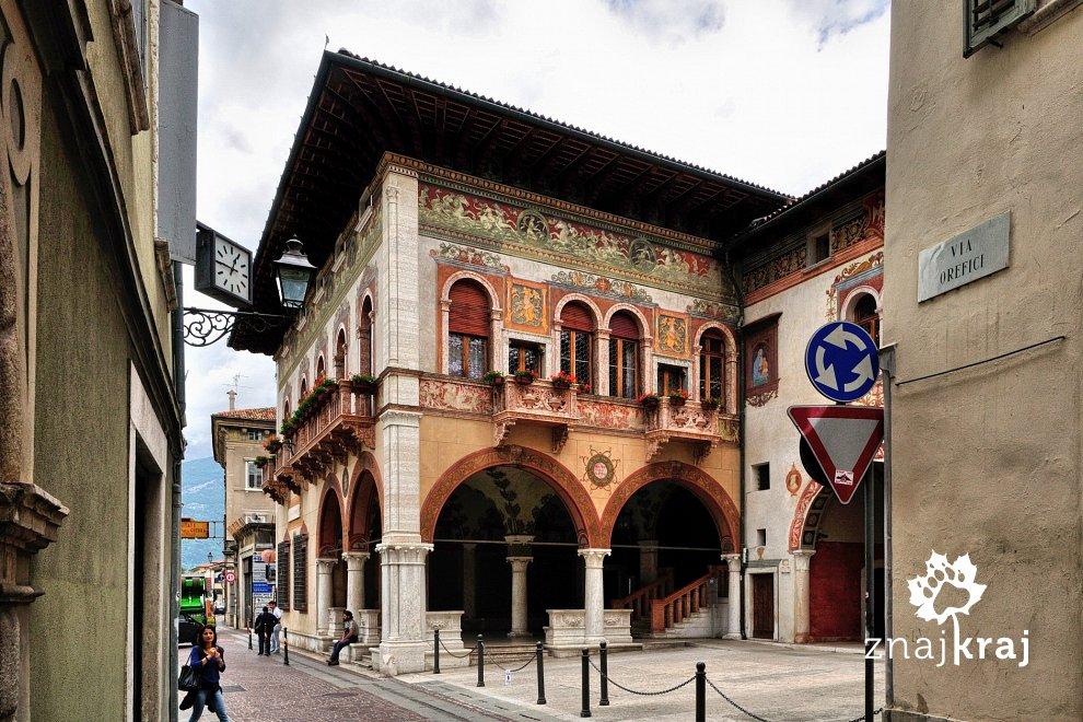 Palazzo Del Ben w Rovereto