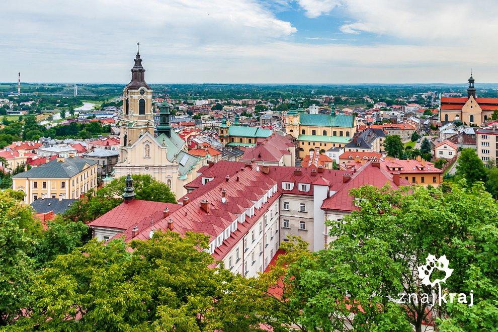 panorama-przemysla-z-zamku-kazimierzowsk