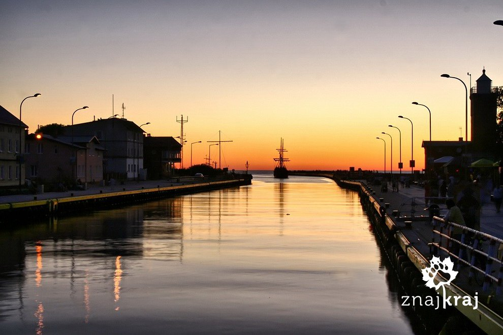 Port w Darłówku