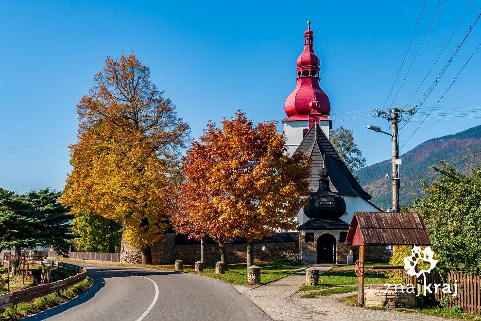 Kościół w Niżnych Matiaszowcach