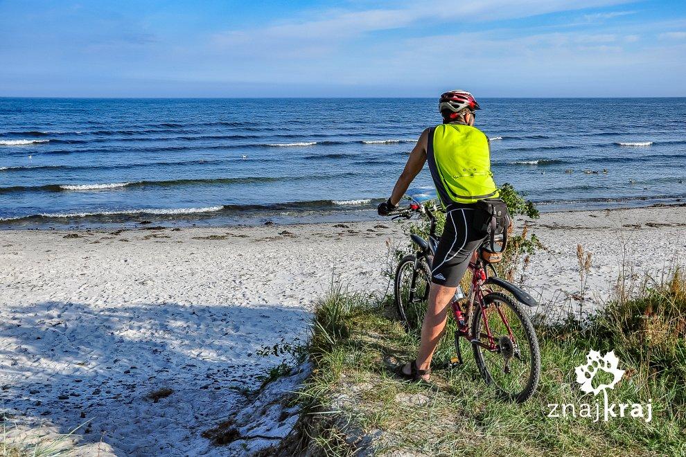 Rowerem po Bornholmie