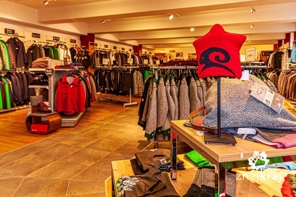 Salon sprzedaży Lodenwalke