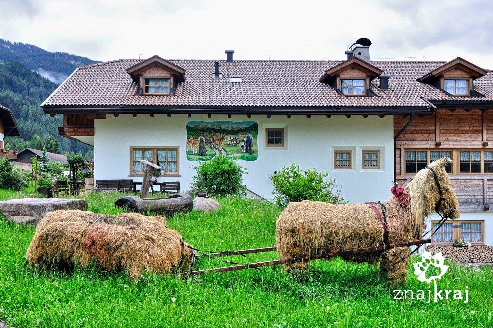 Gospodarstwo agroturystyczne w Predazzo