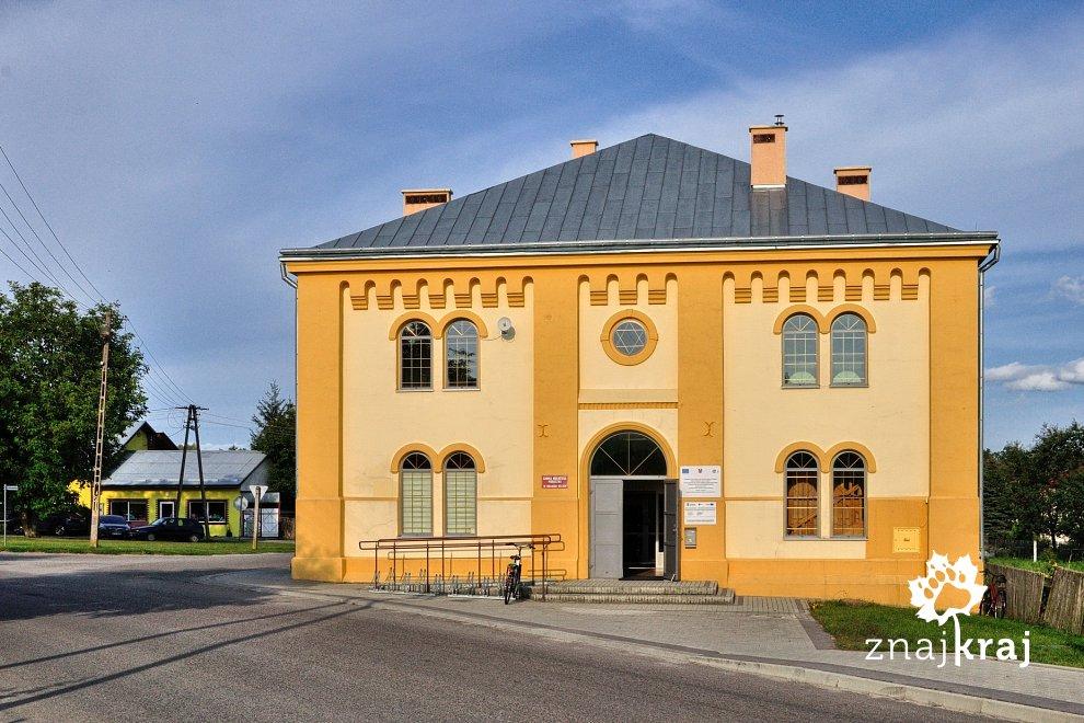 Synagoga w Wielkich Oczach