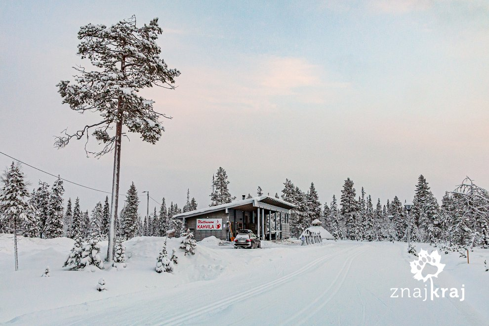 Kawiarenka narciarska
