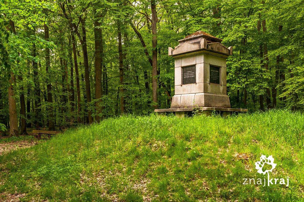 Pomnik regulatora nad Wisłą