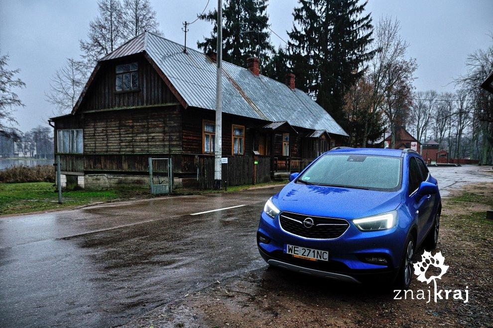 Opel mokka X w Studzienicznej
