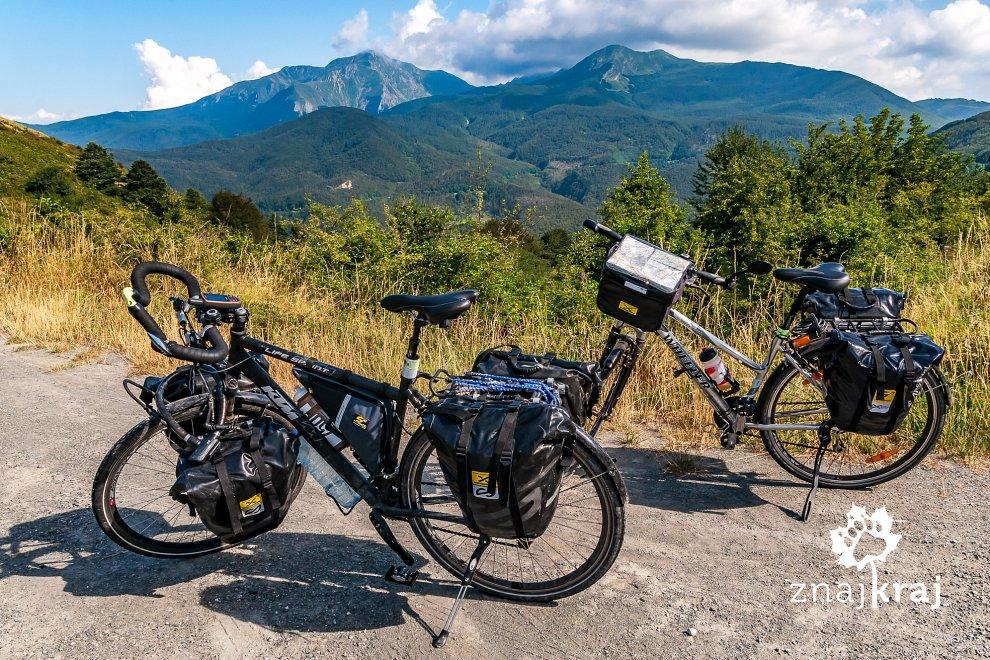 Na rowerach w Emilii-Romanii