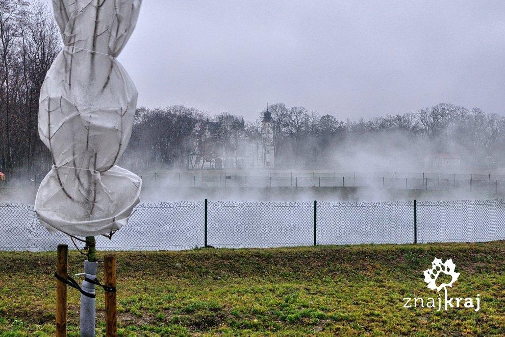 Zbiornik wody w Poddębicach