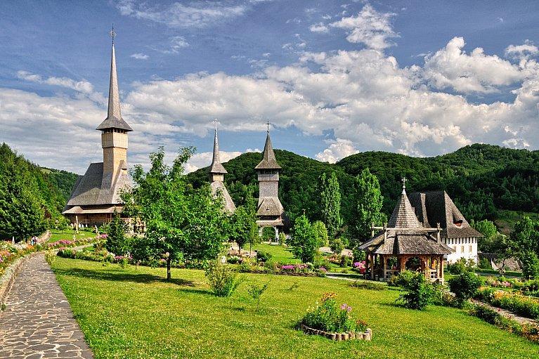 Barsana - 20-letni klasztor