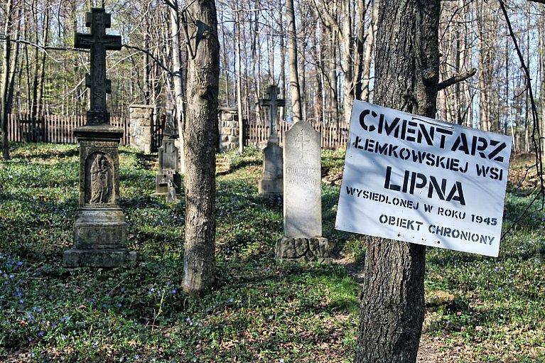 Cmentarz w Lipnej