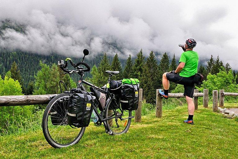 Z widokiem na Dolomiti di Brenta
