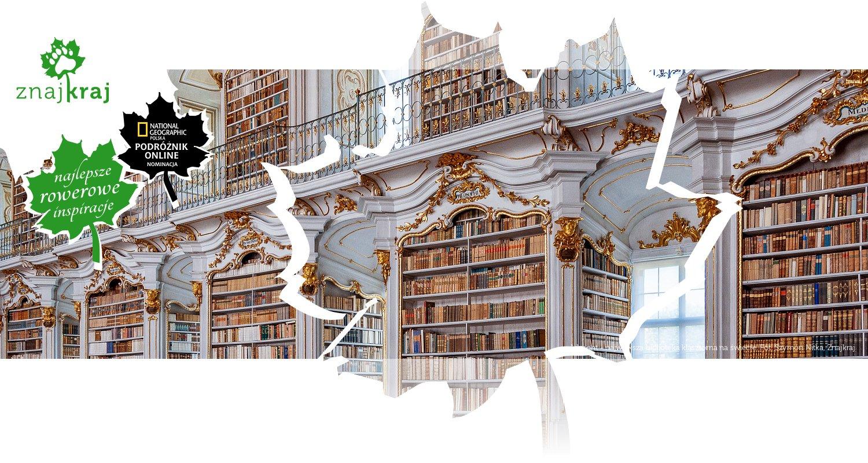 Admont - największa biblioteka klasztorna na świecie