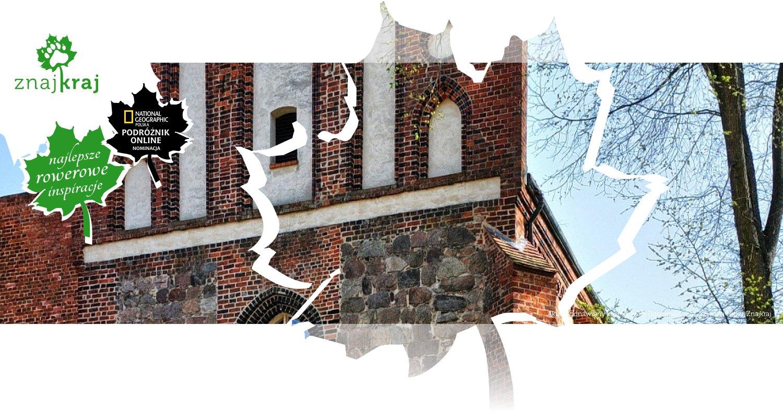 Akurat odnawiany kosciół w Heiligengrabe