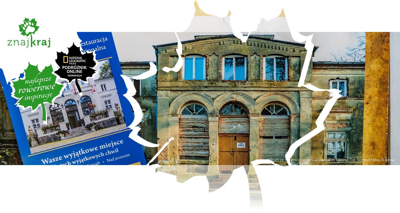 Album ze starymi zdjęciami w Lisewskim Dworze