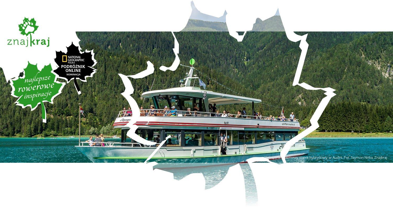 Alpenperle - pierwszy statek hybrydowy w Austrii