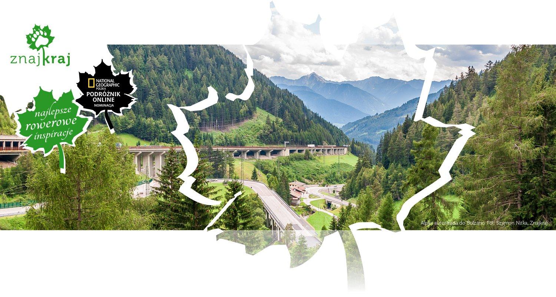 Alpy i autostrada do Bolzano