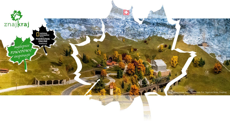 Alpy na wystawie Swiss Milestones