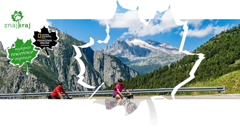 Alpy Szwajcarskie na rowerach