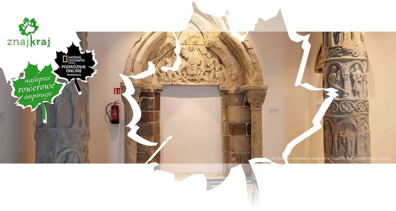 Architektura romańska w muzeum w Gnieźnie