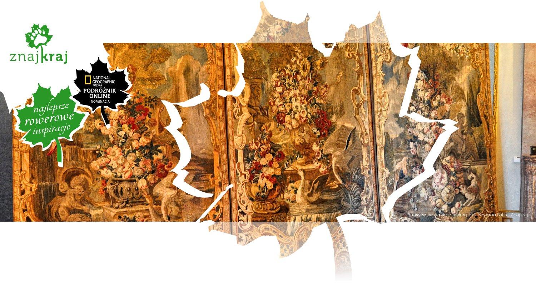 Arrasy w pałacu Rheinsberg