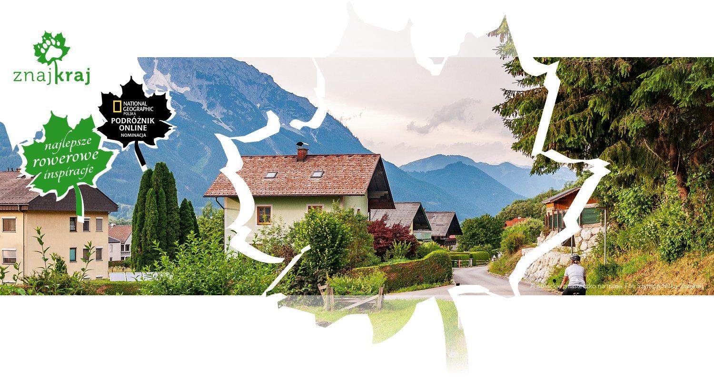 Austriackie miasteczko na trasie