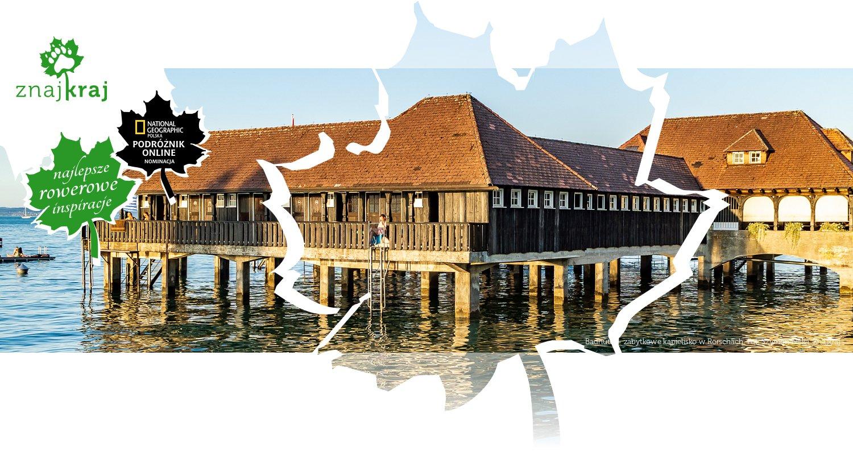 Badhütte - zabytkowe kąpielisko w Rorschach