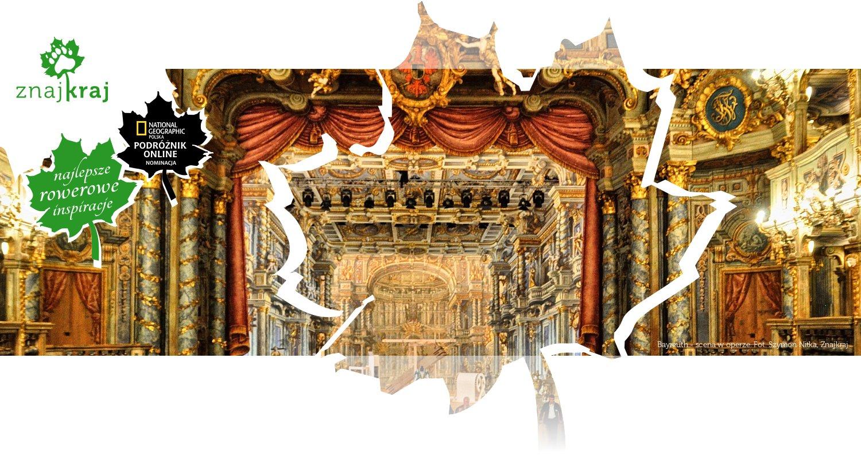 Bayreuth - scena w operze