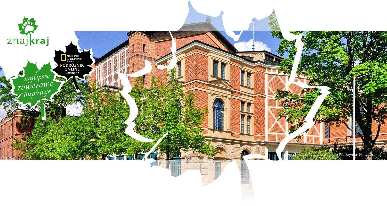 Bayreuth - teatr Ryszarda Wagnera